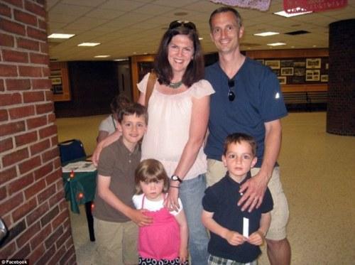 Martin Richard family