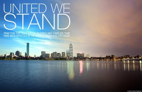 United we stand Boston